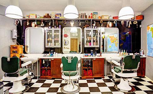 Bosun's Barbers