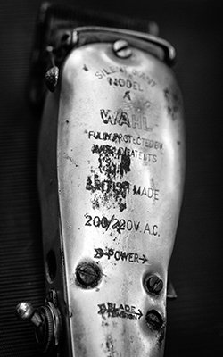 Wahl clippers vintage