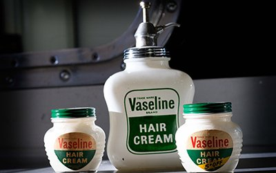 Vintage barbers products