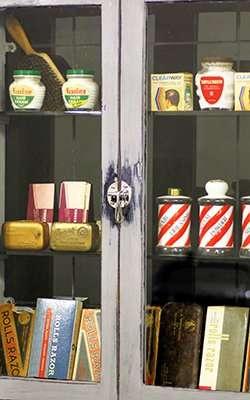 Interior Bosuns Barbers