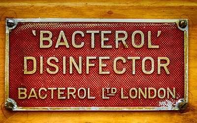 Bacterol Disinfector